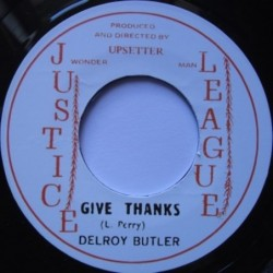 Delroy Butler - Give Thanks...