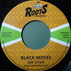 Jah Lloyd - Black Moses 7''