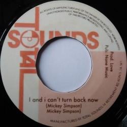 Mickey Simpson - I and I...