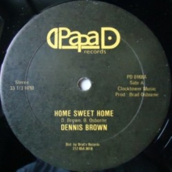 Dennis Brown - Home Sweet...