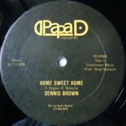 Dennis Brown - Home Sweet...