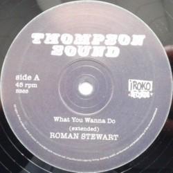 Roman Stewart - What you...
