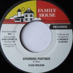 Flick Wilson - Sparring...