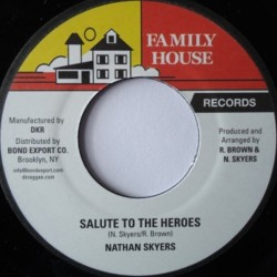 Nathan Skyers - Salute The...