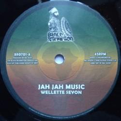 Wellette Seyon - Jah Jah...