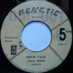 Genesis - Drum Talk 7''