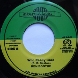 Ken Boothe - Who Really...