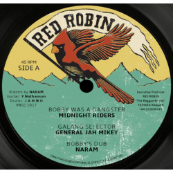 Midnight Riders - Bobby was...