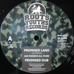 Jah Massive - Promised Land...