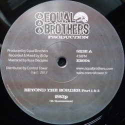 Ist3p - Beyond the Borders 12""