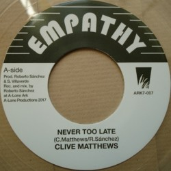 Clive Matthews - Never Too...