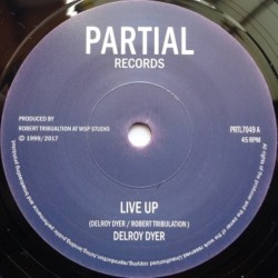Delroy Dyer - Live up 7""