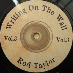 Rod Taylor - Writing on the...