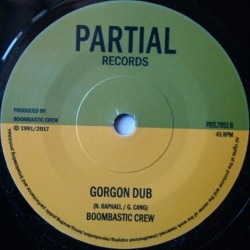 Danny Red - Don Gorgon 7""