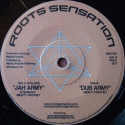 Mighty Prophet - Jah Army 7""