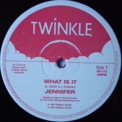 """Jennifer - What is it 12"""""""