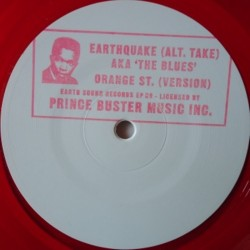 Prince Buster - Earthquake 10""