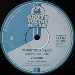 Johnny Osbourne - Purify...