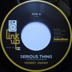Monkey Jhayam - Serious...