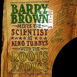 Barry Brown meets the...