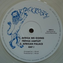 Trevor Hartley - Africa We...