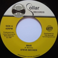 """Steve Becker - War 7"""""""