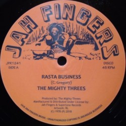 The Mighty Trees - Rasta...