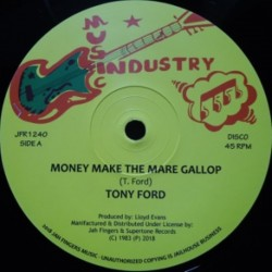 Tony Ford - Money Makes the...