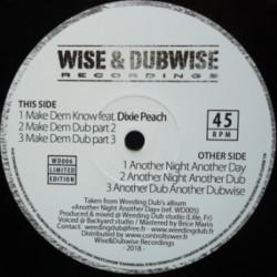 Weeding Dub ft. Dixie Peach...