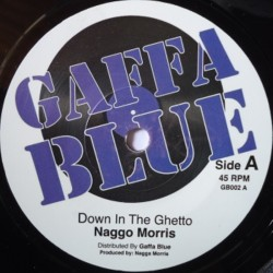 Naggo Morris - Down in the...