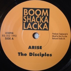 The Disciples - Arise 7""