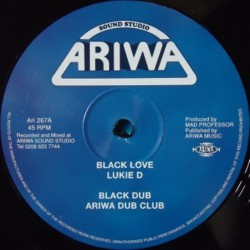 Lukie D - Black Love 12""
