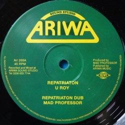 U Roy - Repatriation 12""