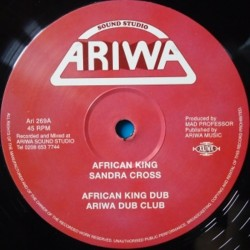 Sandra Cross - African King...