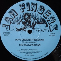 The Rastafarians - Jah's...
