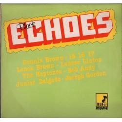 VA - Black Echoes LP