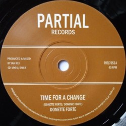 Donette Forte - Time for a...