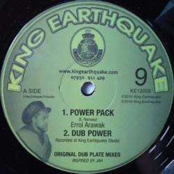 Errol Arawak - Power Pack 12""