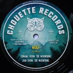 Wolf - Coming From The...