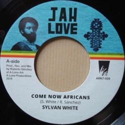 Sylvan White - Come Now...