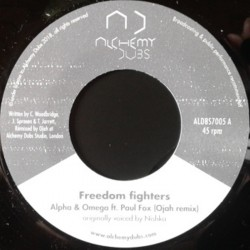 Paul Fox - Freedom Fighters 7""