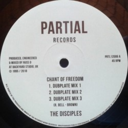 The Disciples - Chant of...