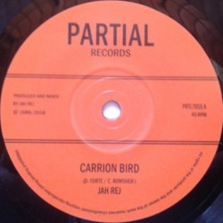 Jah Rej - Carrion Bird 7""