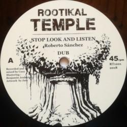 Roberto Sanchez - Stop Look...