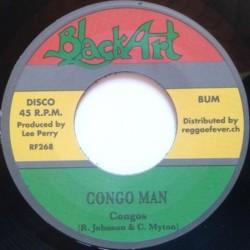"""Congos - Congo Man 7"""""""