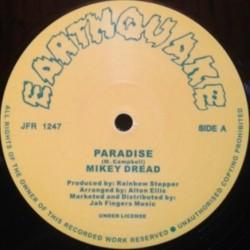 "Mikey Dread - Paradise 12"""