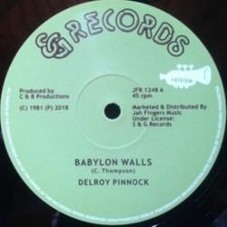 Delroy Pinnock - Babylon...