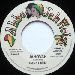 Danny Red - Jahovah 7''