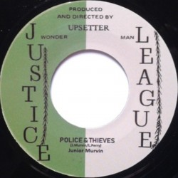 Junior Murvin - Police and...