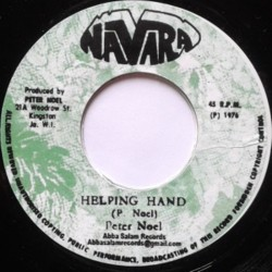 Peter Noel - Helping Hand 7""
